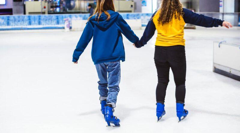 Ijshockeyschaatsen voor kinderen