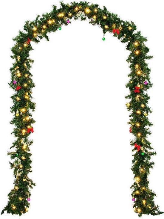 Casaria Guirlande Kerstkrans – 5 meter